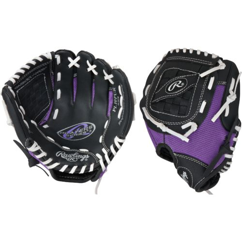 Rawlings Youth Players 10 in Baseball Glove - view number 1