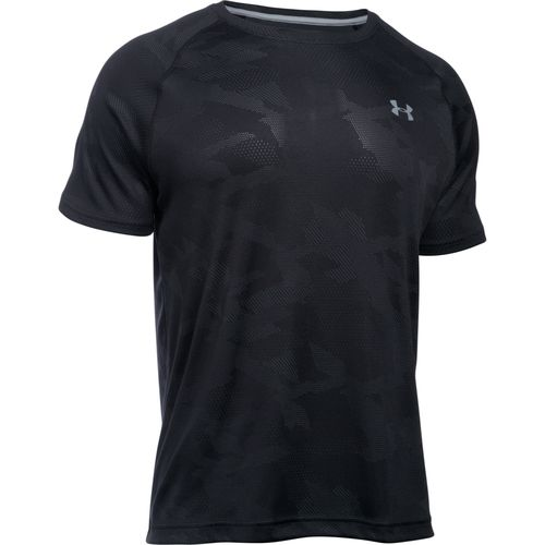 Display product reviews for Under Armour Men's Tech Jacquard T-shirt