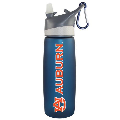 The Fanatic Group Auburn University 24 oz. Frosted Sport Water Bottle