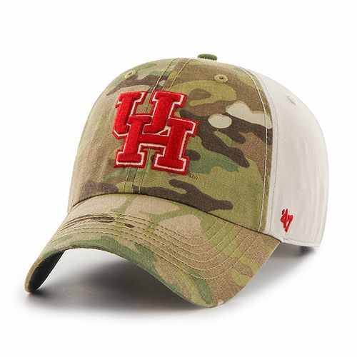 '47 University of Houston Sumner Camo Cap