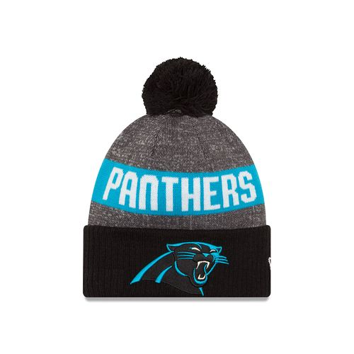New Era Men's Carolina Panthers Sport Knit Cap