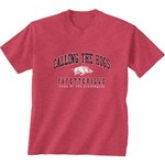 New World Graphics Men's University of Arkansas Local Phrase T-shirt