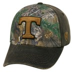 Top of the World Men's University of Tennessee Driftwood Cap