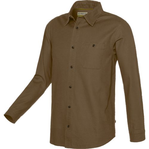 Display product reviews for Magellan Outdoors Men's Brawny Solid Long Sleeve Shirt