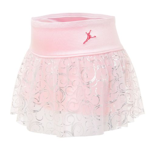 Capezio® Girls' Future Star Swirls and Twirls Dance Skort
