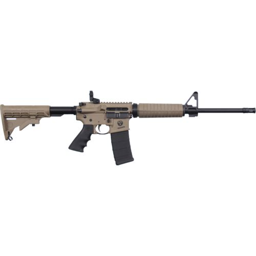 Ruger AR-556 5.56 NATO/.223 Semiautomatic Rifle