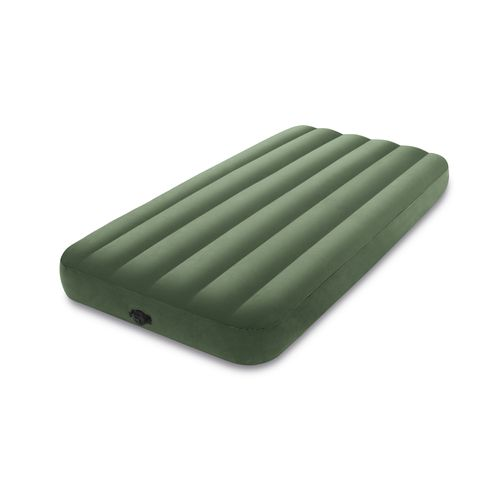 INTEX Dura-Beam Deluxe Twin Airbed with Pump