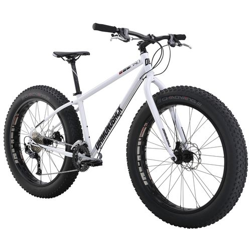 "Diamondback Men's El Oso de Acero 26"" 24-Speed Fat Bike"
