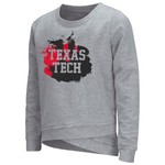 Colosseum Athletics™ Girls' Texas Tech University Alaia Pullover