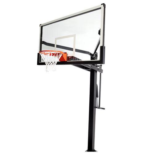Lifetime Mammoth 72' Glass Basketball System
