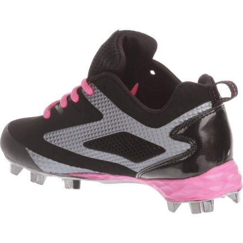 Rawlings Girls' Capture Low Baseball Cleats - view number 3