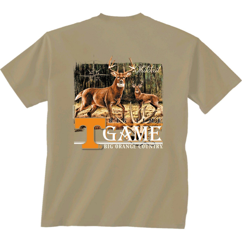 New World Graphics Men's University of Tennessee Deer
