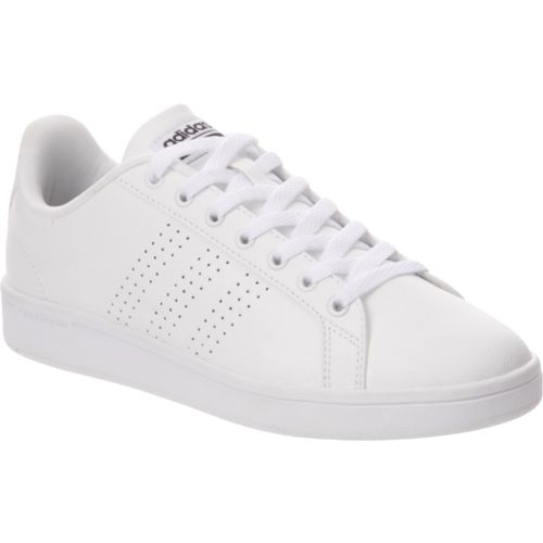 adidas Women's cloudfoam Advantage Clean Court Shoes - view number 2