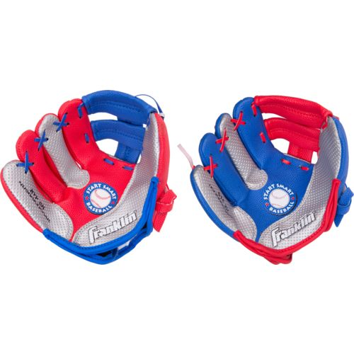 Franklin Youth Air Tech Series 9' T-ball Glove Left-handed
