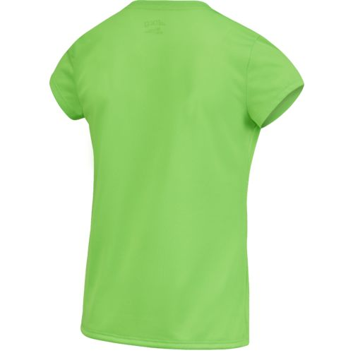 BCG Girls' Turbo Short Sleeve Training Graphic T-shirt - view number 2