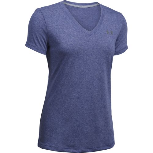 Under Armour Women's Threadborne Train Twist V-neck T-shirt - view number 1