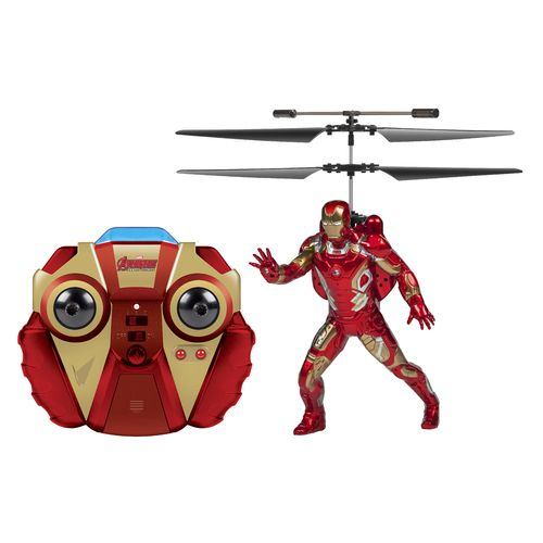 World Tech Toys Marvel Avengers: Age of Ultron Iron Man RC Helicopter