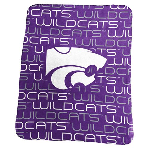 Logo™ Kansas State University 50' x 60' Classic Fleece Blanket