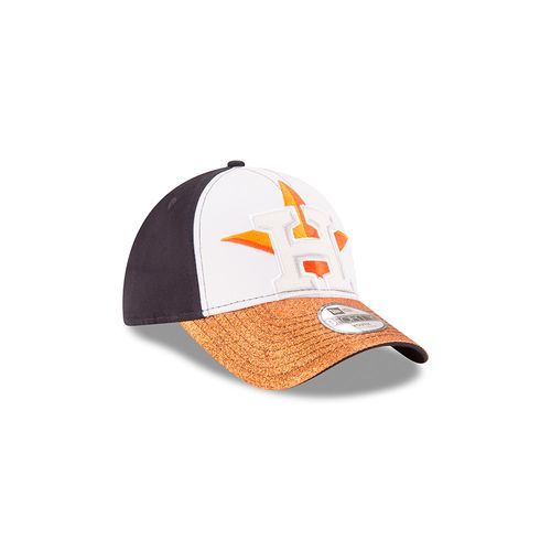 New Era Toddler Girls' Houston Astros Shimmer Shine Cap - view number 3