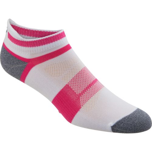 ASICS® Women's Quick Lyte™ Cushioned Single Tab Ankle Socks 3 Pairs