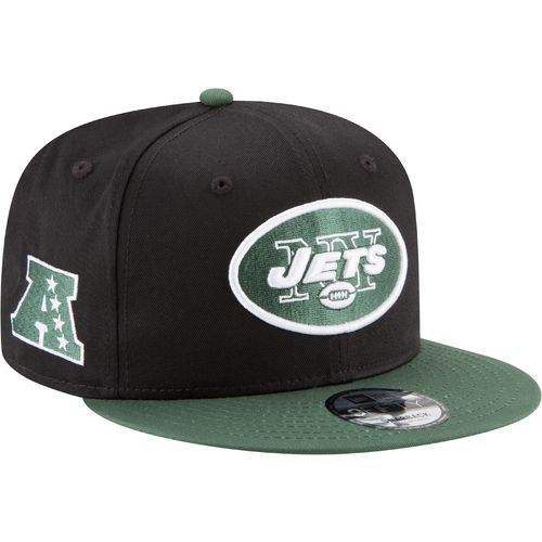 New Era Men's New York Jets 9FIFTY Baycik Snapback Cap - view number 3