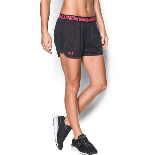 Under Armour Women's Mesh Play Up 2.0 Short