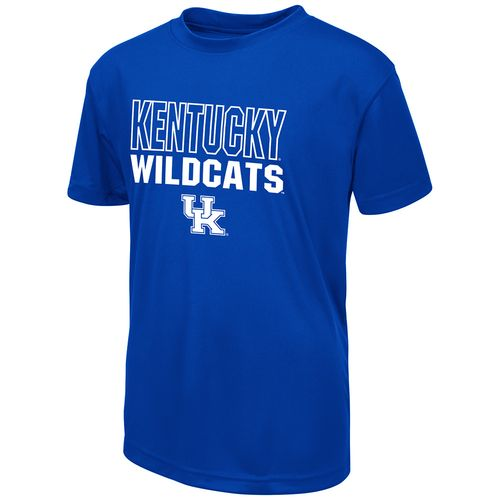 Colosseum Athletics Boys' University of Kentucky Team Mascot T-shirt