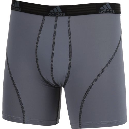 adidas Men's Sport Performance climalite Boxer Briefs 2-Pack - view number 3