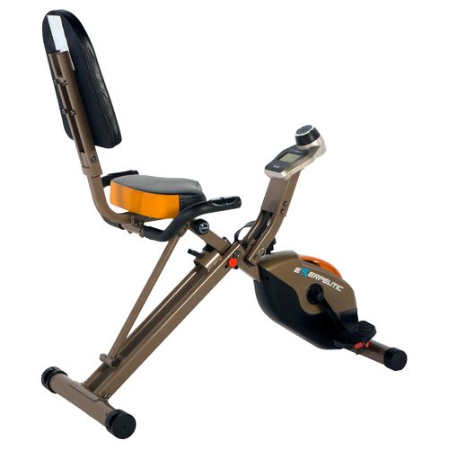 Paradigm Exerpeutic Gold 525XLR Folding Recumbent Exercise Bike - view number 11