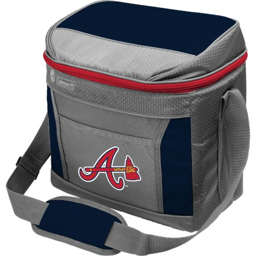 Coleman Atlanta Braves 16-Can Soft Sided Cooler