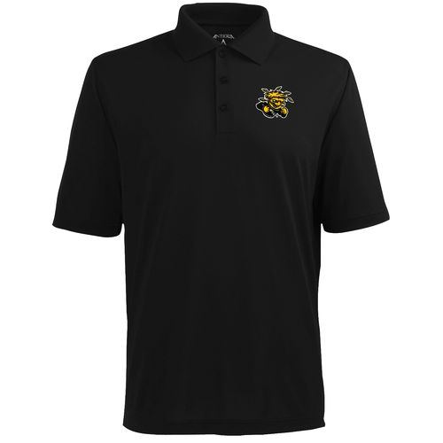 Antigua Men's Wichita State University Pique Xtra-Lite Polo Shirt