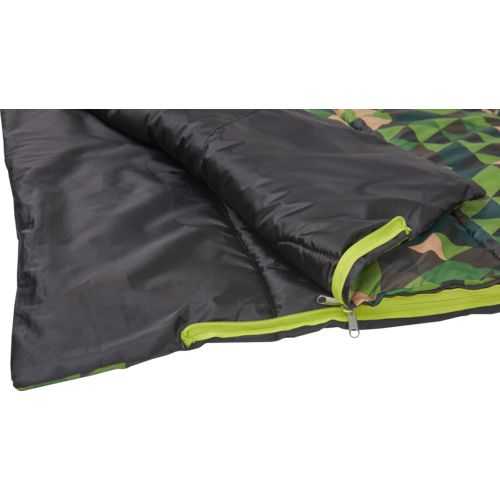 Magellan Outdoors Kids' 45 Degree F Reversible Sleeping Bag with Pillow - view number 4