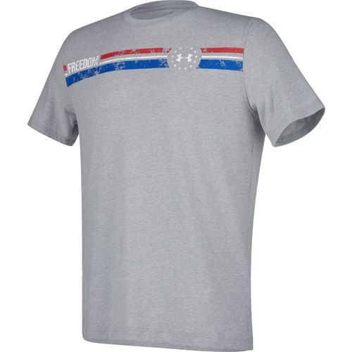 Under Armour Men's Freedom Stripes Short Sleeve T-shirt - view number 4