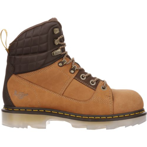 Display product reviews for Dr. Martens Men's Heritage Camber Safety Toe Work Boots