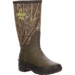 Magellan Outdoors Boys' Camo Jersey Knee Boot III Hunting Boots - view number 2