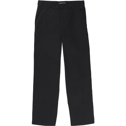 French Toast Boys' Adjustable Waist Double Knee Pant