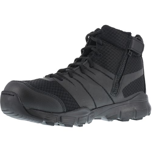 Reebok Men's Dauntless 5 in Ultra-Light Seamless Athletic Hiker Work Boots - view number 3