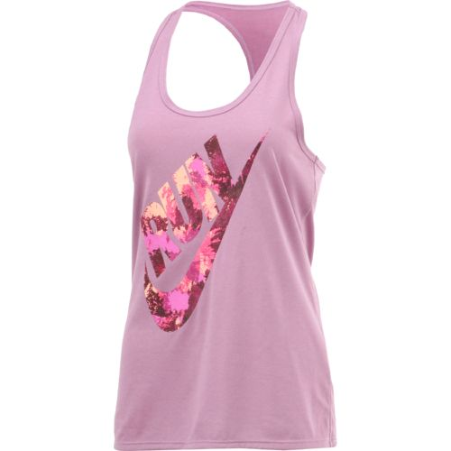 Nike Women's Nike Dry Legend Running Tank Top - view number 3