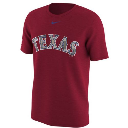 Nike Men's Texas Rangers Memorial Day 2017 T-shirt