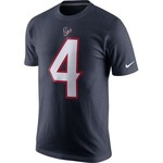 Nike Men's Houston Texans Deshaun Watson 4 Player Pride Name and Number T-shirt - view number 2