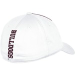 adidas Men's Mississippi State University Coach Structured Flex Cap - view number 2