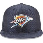 New Era Men's Oklahoma City Thunder 9FIFTY On Court Snapback Cap - view number 7