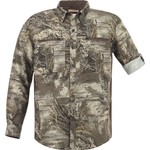 Magellan Outdoors Men's  Eagle Pass Deluxe  Long Sleeve Shirt - view number 3