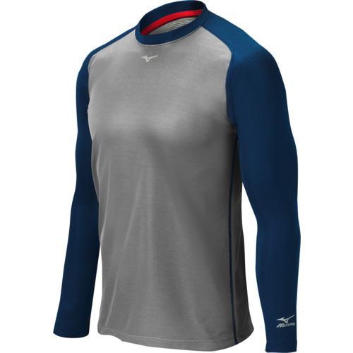 Mizuno Men's Pro Breath Thermo Long Sleeve Training Top - view number 1