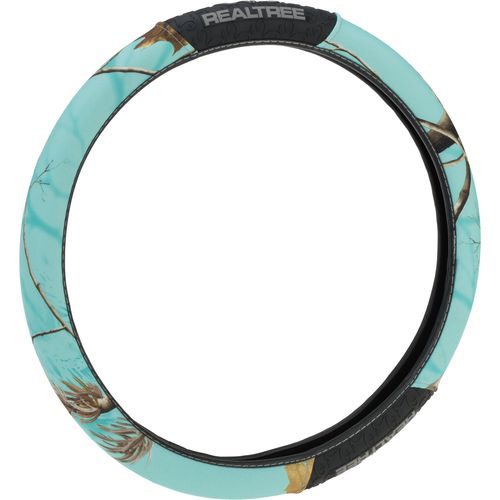 Realtree 2-Grip Steering Wheel Cover - view number 1