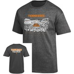 Champion Men's University of Tennessee 2017 Football Fan T-shirt - view number 1