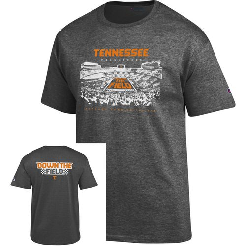 Champion Men's University of Tennessee 2017 Football Fan T-shirt