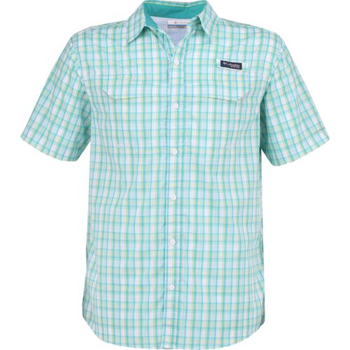 Display product reviews for Columbia Sportswear Men's Super Low Drag Short Sleeve Shirt