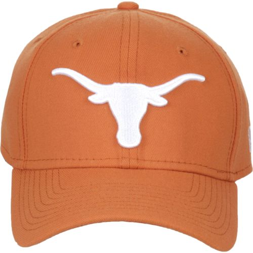 New Era Men's University of Texas 39THIRTY Basic Cap