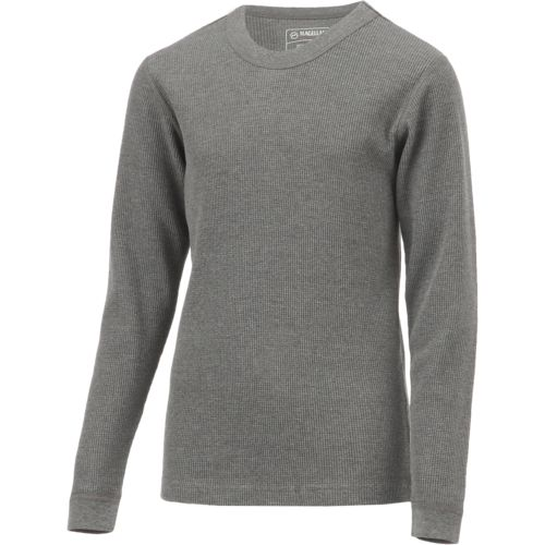 Magellan Outdoors Boys' Thermal Waffle Baselayer Set - view number 1